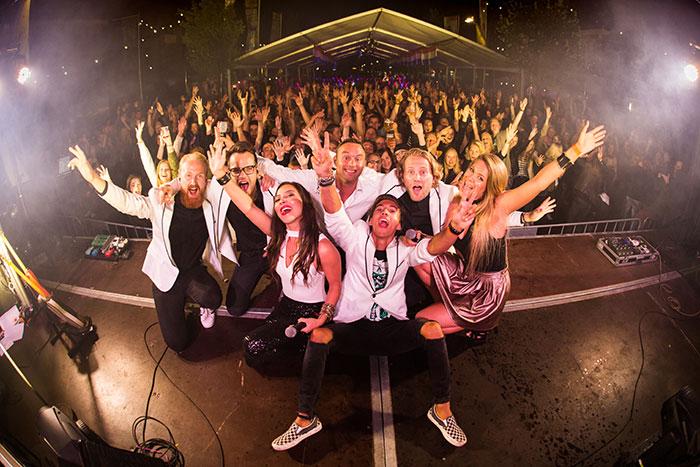 Hou van Holland Live show
